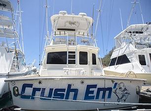 Crush Em Sportfishing