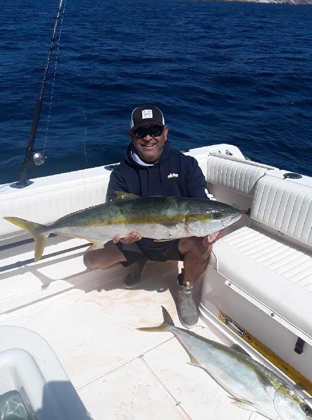Stinky Fingerz Sportfishing