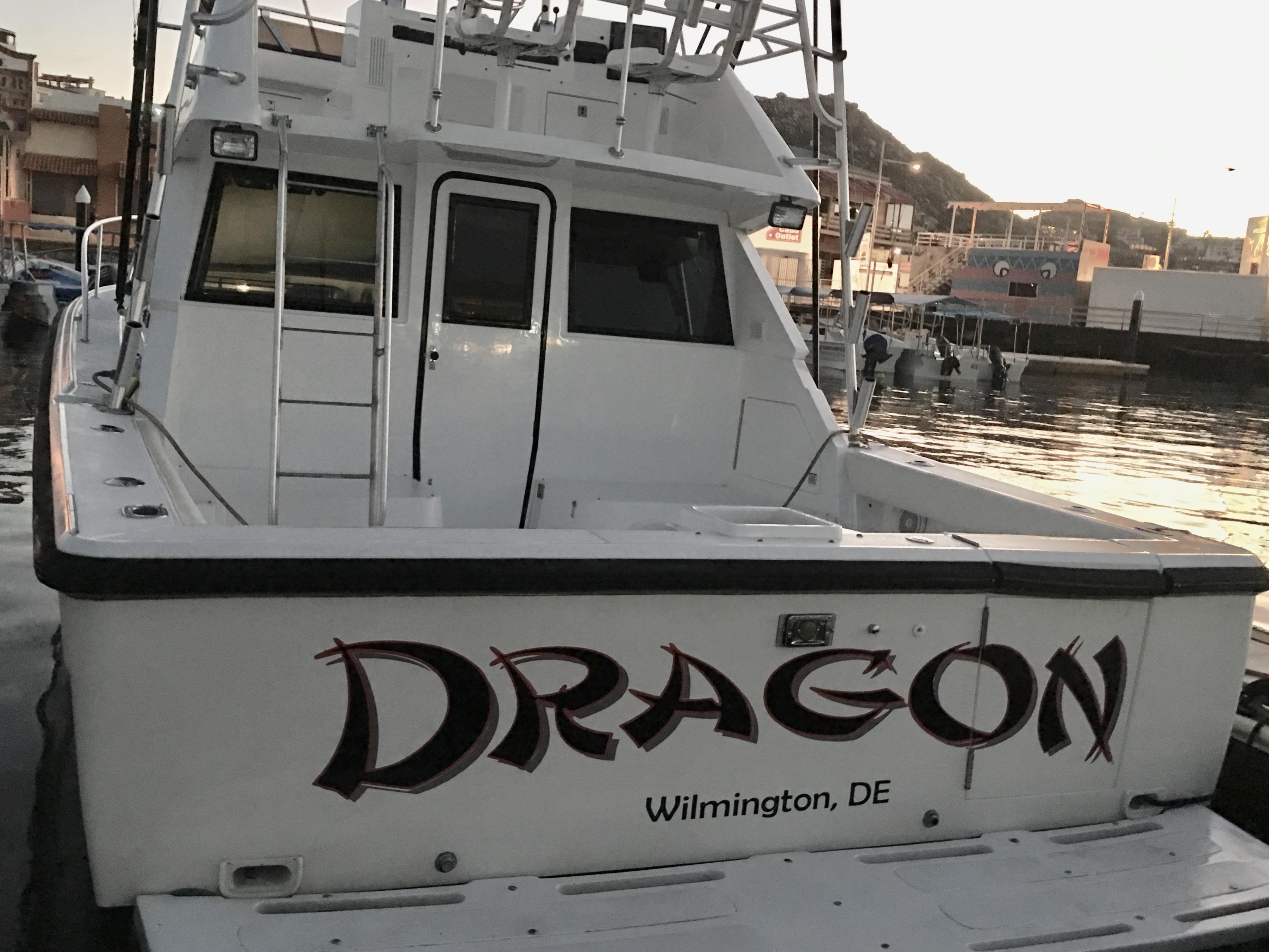 Dragon Sportfishing - Cabo San Lucas