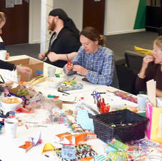 Socially Awkward Craft Workshop 2019, based in GoodSpace, Commercial Union House