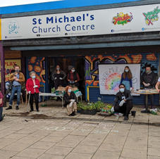 Byker Mutual Aid Seed and Plant Swap, May 2020