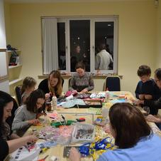 Socially Akward Craft Workshop, Conny Art Festival 2019