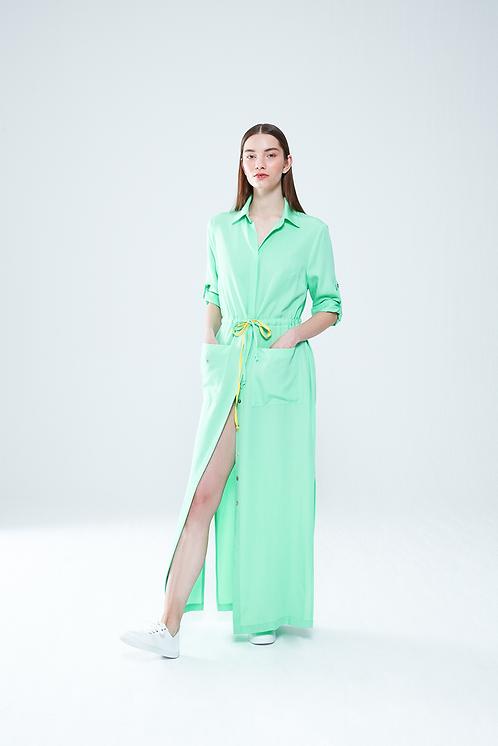 Giyi No.6 Nil Yeşili