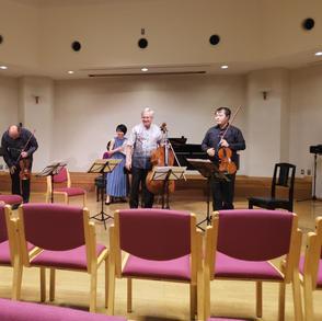 Chamber music class