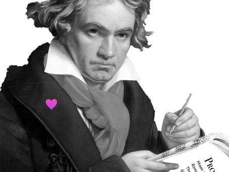 今年はベートーヴェン生誕250周年♪