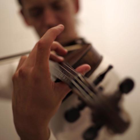 Dimitri Trush Trush Music Studio Violin