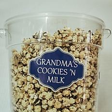 Grandma's Cookies 'N Milk