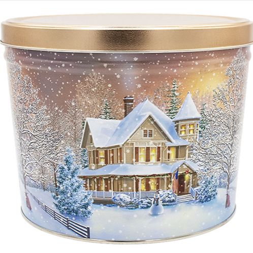 Home for the Holidays Tin - Two Gallon