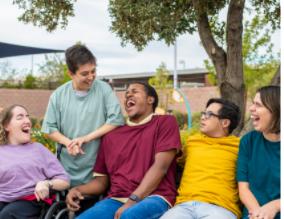 West Berkshire Learning Disability Board: Positive feedback