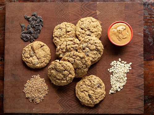 100% WHOLE WHEAT COOKIE