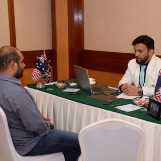 34th Immigration Seminar in Karachi