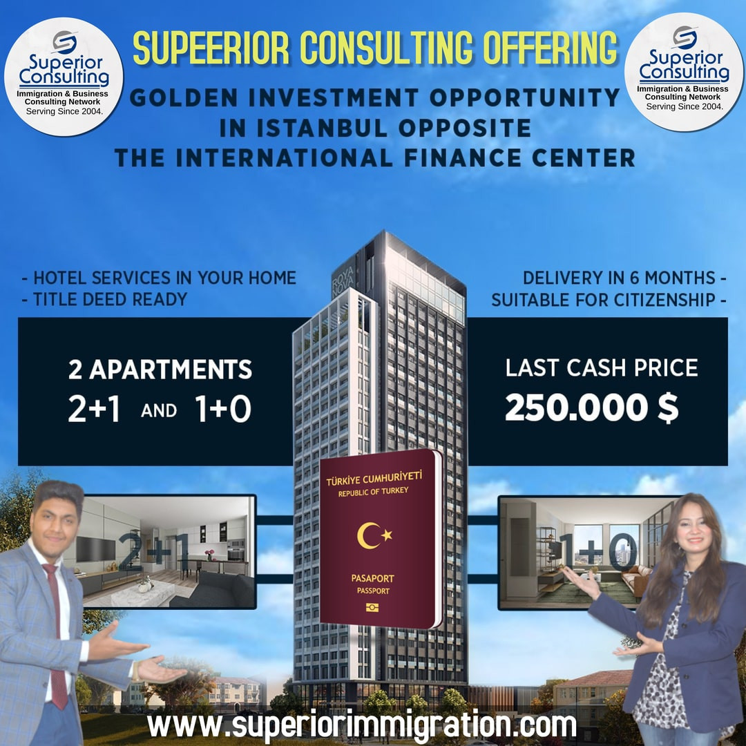 Superior Citizenship Offer 2