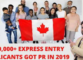 More than 100,000 Express Entry Candidates got PR in 2019 | REPORT