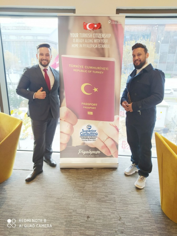 BEST TURKISH CITIZENSHIP CONSULTANT IN KARACHI PAKISTAN AND UAE ADIL ISMAIL SUPERIOR CONSULTING