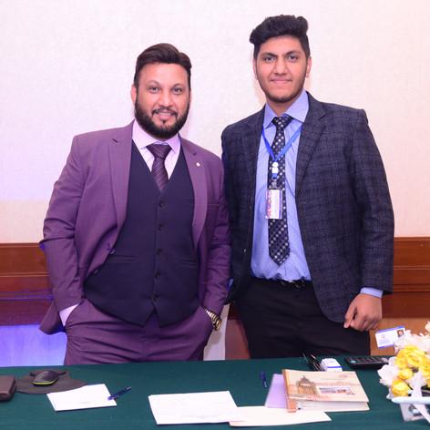 Mr. Adil Ismail and Mr. Abu Bakar Adil