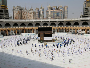 Saudi Arabia to finally resume Umrah after 7 Months due to COVID-19!
