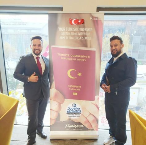 Adil Ismail Best Turkish Citizenship Con