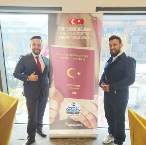 Adil Ismail Best Turkish Citizenship Con
