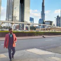 Senior Consultant Mr. Adil Ismail in UAE - Ready for our Dubai Seminar in Jan 2020