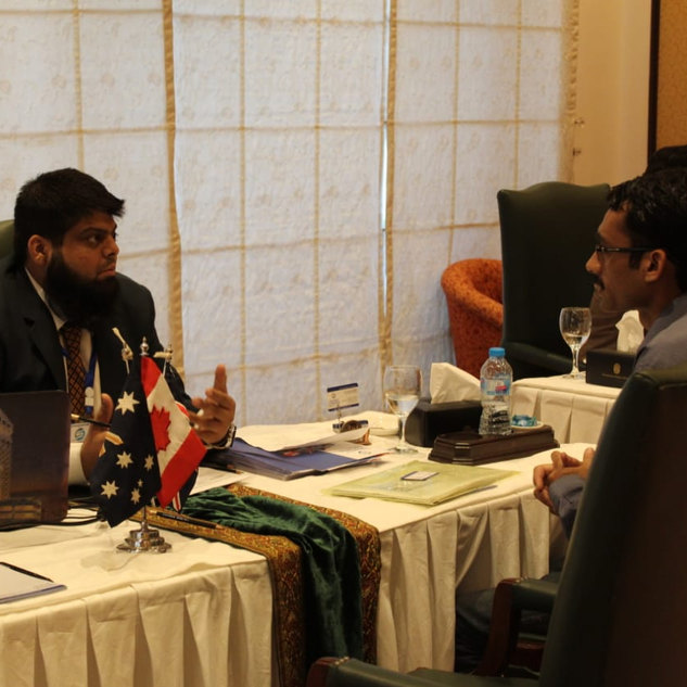 27th Immigration Seminar in Islamabad -