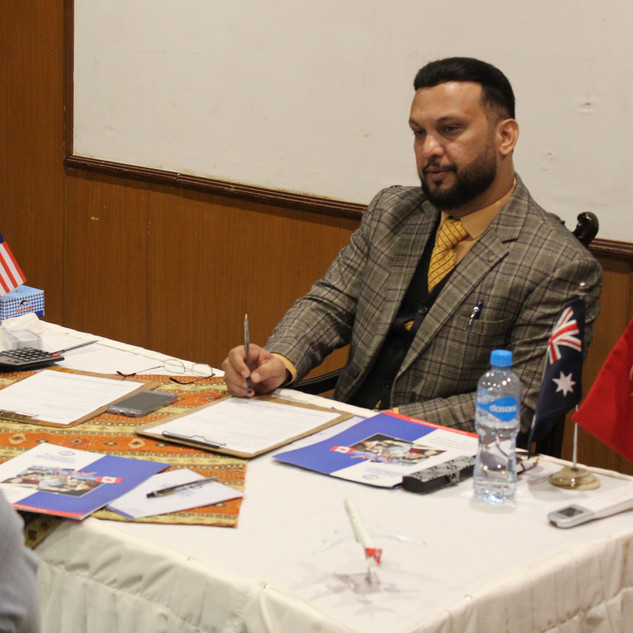 30th Immigration Seminar in Hyderabad