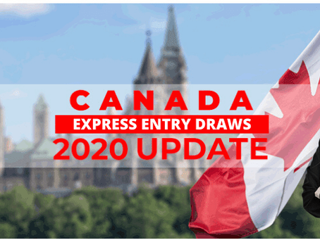 Canada continues to issue invitations through Regular Express Entry Draws