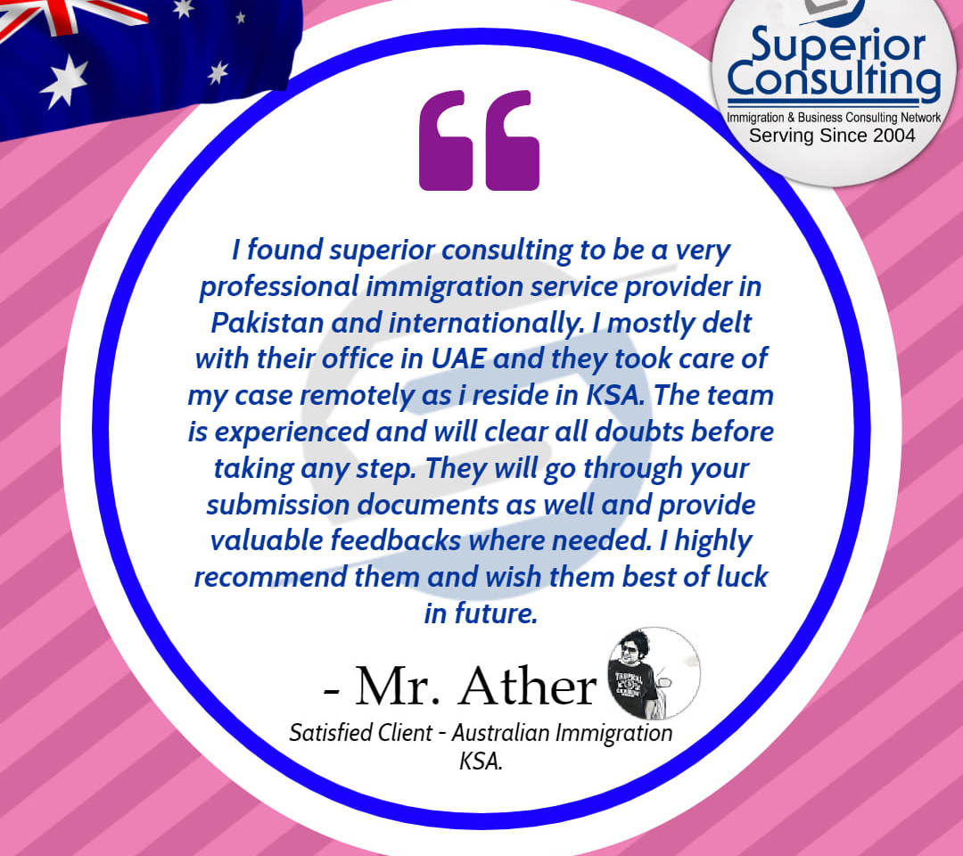 testimonial best immigration consultant