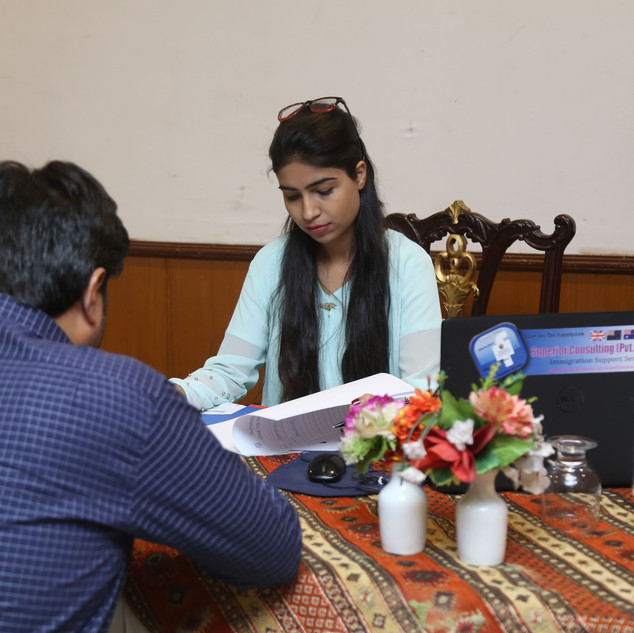 Immigration Seminar in Hyderabad Superio