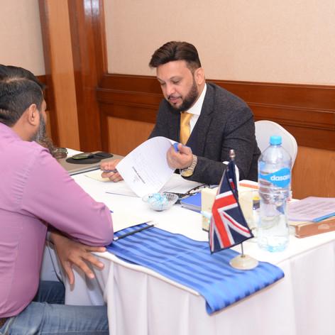 Mr. Adil Ismail Senior Immigration Consultant