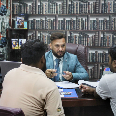 Best Immigration Consultant in Karachi Pakistan | Immigration Expert in Karachi |  Adil Ismail |  Authorized Agent of ICCRC Member Canada in Karachi Pakistan | Superior Consulting