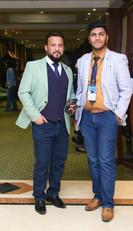 Mr. Abu Bakar with Senior Consultant Mr. Adil Ismail