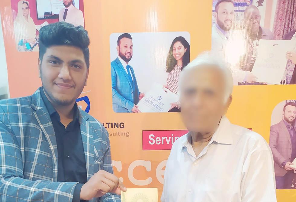SUPERIOR CONSULTING BEST IMMIGRATION CONSULTANT IN KARACHI PAKISTAN