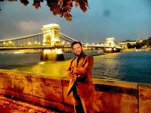 Mr. Adi lsmail in Europe - Hungary Budap