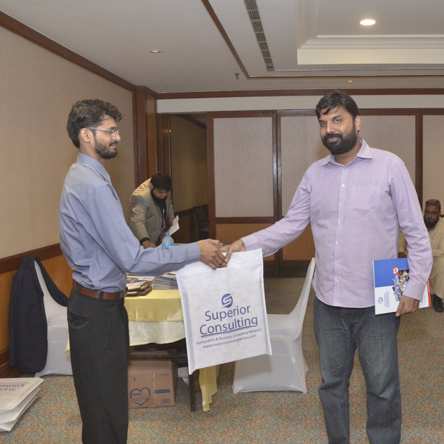 28th Immigration Seminar in Karachi