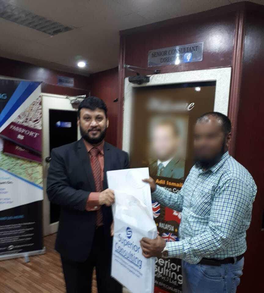 BEST IMMIGRATION CONSULTANT IN KARACHI PAKISTAN AND UAE ADIL ISMAIL SUPERIOR CONSULTING
