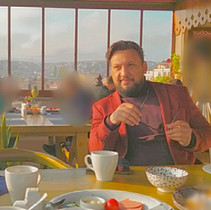 Mr. Ismail in Istanbul