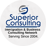 SUPERIOR CONSULTING LOGO BEST IMMIGRATION CONSULTANTS IN KARACHI PAKISTAN ICCRC REGISTERED AGENTS & CONSULTANTS