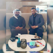 Meeting with Local Investor in Dubai