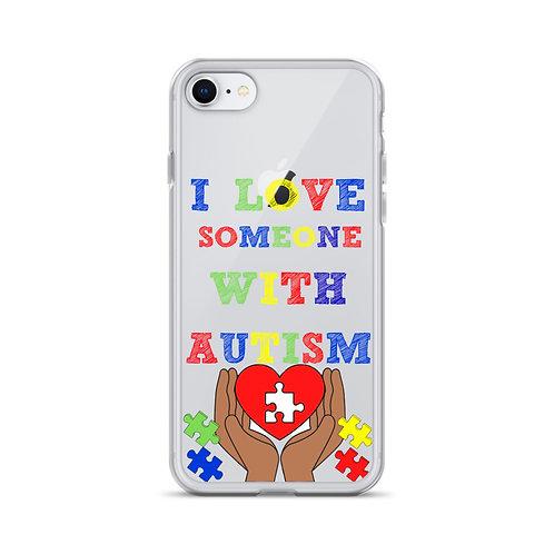 Autism = Love iPhone Case