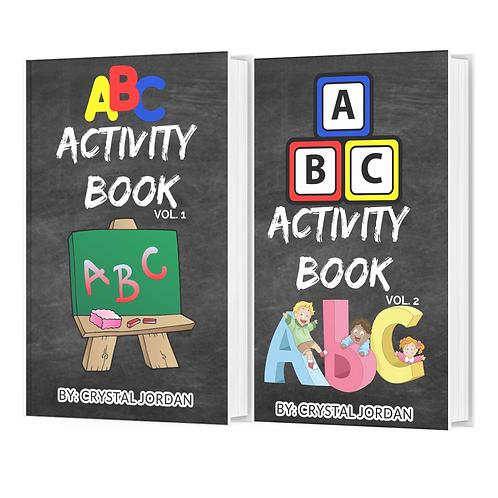 ABC Activity Books