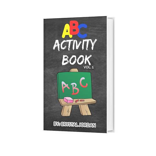 Abc Tracee Activity Books
