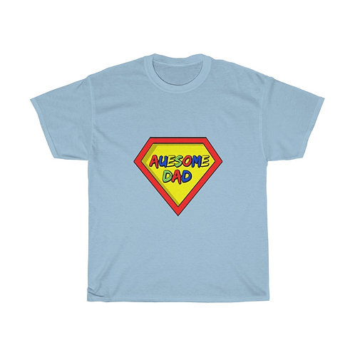 Auesome Dad Cotton Tee