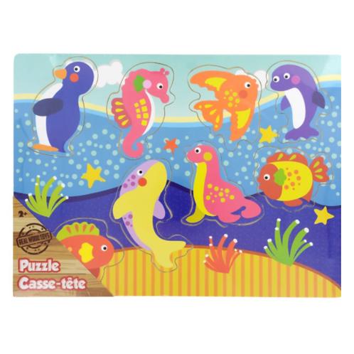 Fish Cassette Puzzle