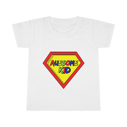 Auesome Kid Toddler T-shirt