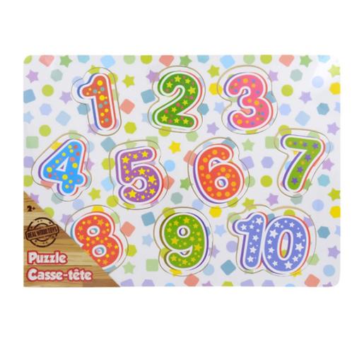Number Cassette Puzzle