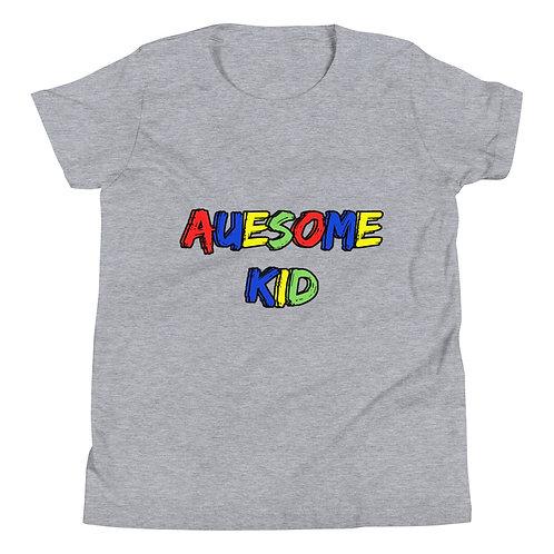 Autism Awareness Youth Short Sleeve T-Shirt