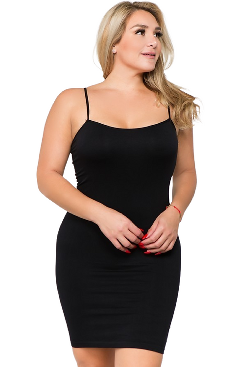 Little Black Midnight Snack Dress