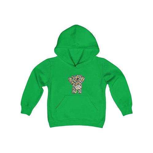 Teddy Awareness Hooded Sweatshirt