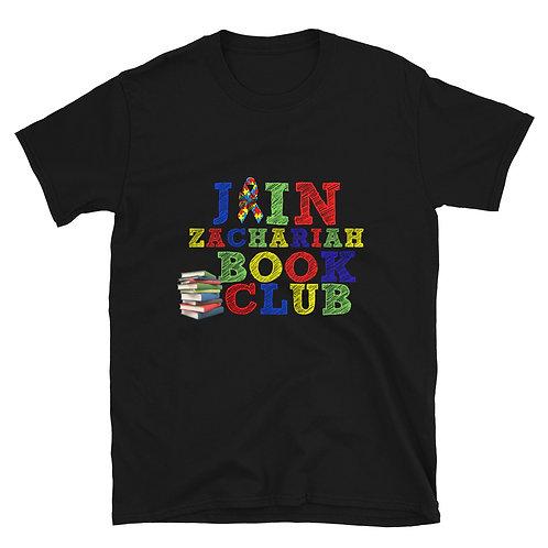 Join Zachariah's Book Club Unisex T-Shirt