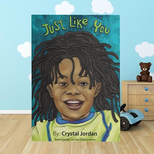 Just Like You By Crystal Jordan